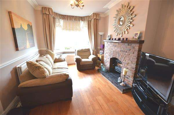 2 Bedrooms Town House for sale in Yoxall Avenue, Hartshill, Stoke-On-Trent