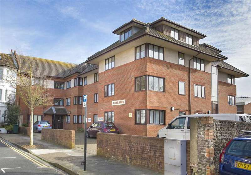 2 Bedrooms Retirement Property for sale in Carmel House, Hove