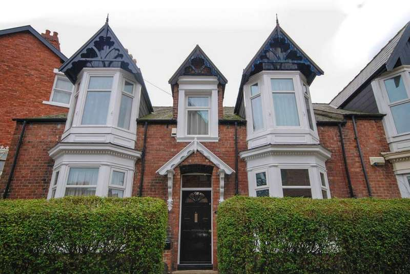 4 Bedrooms Terraced House for sale in Ashmore Street, Ashbrooke