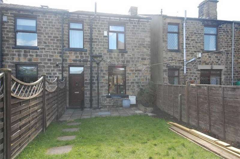 1 Bedroom Terraced House for sale in Flash Lane, Mirfield, WF14