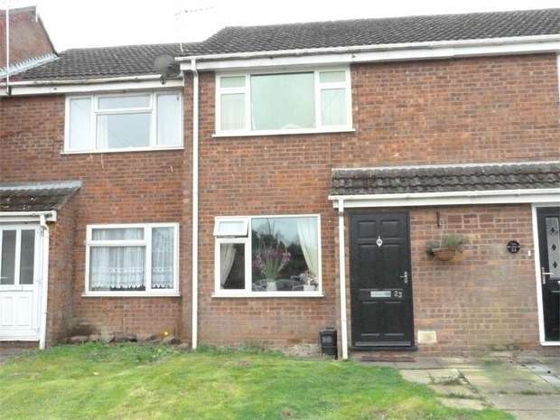 2 Bedrooms Terraced House for sale in Walcote
