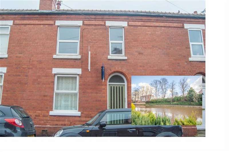 2 Bedrooms Apartment Flat for sale in Sydney Road, Chester, Chester