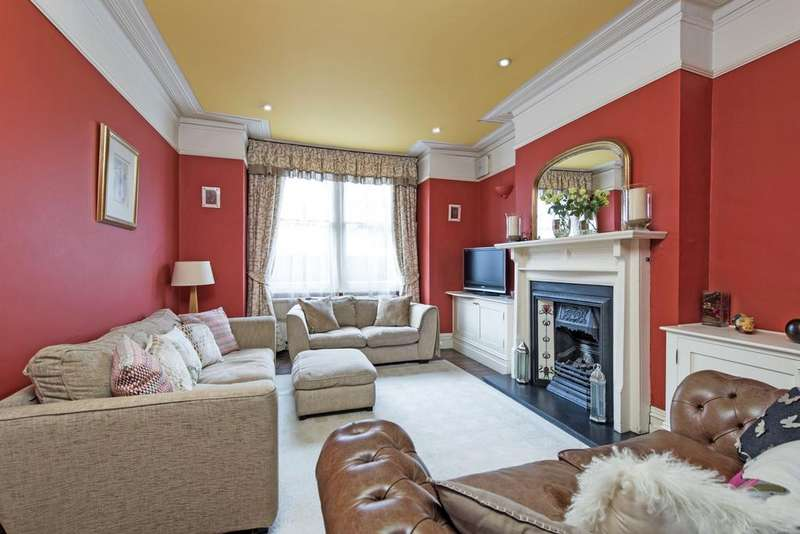 6 Bedrooms Terraced House for sale in Lucien Road, SW17