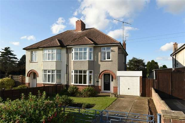 3 Bedrooms Semi Detached House for sale in Ridge Road, Kempston, Bedford