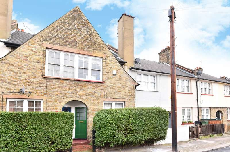 2 Bedrooms House for sale in Cowick Road, Tooting, SW17