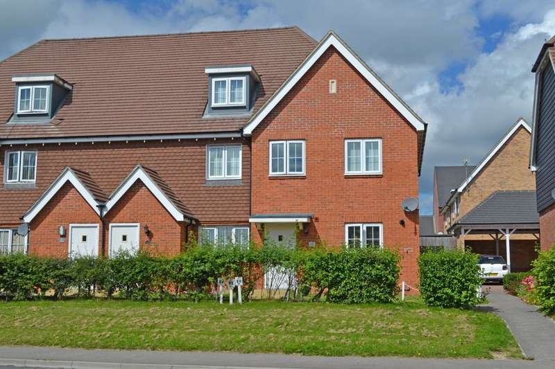 3 Bedrooms House for sale in Oddstones, Codmore Hill, Pulborough, West Sussex, RH20