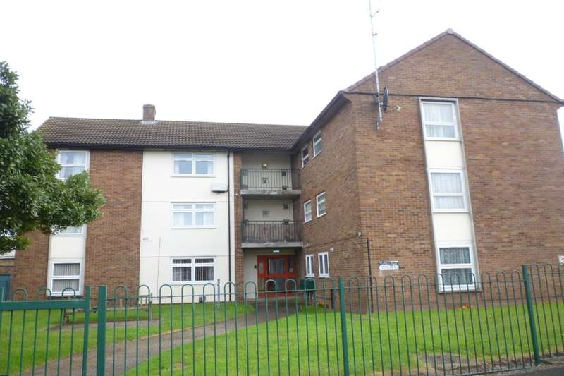 2 Bedrooms Flat for sale in Whyle Court Baldwin Webb Avenue, Donnington, Telford, TF2