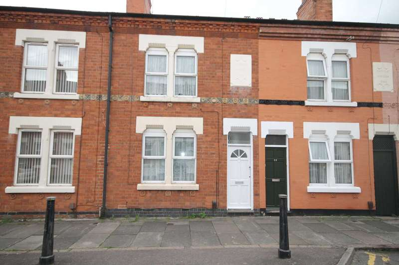2 Bedrooms Terraced House for sale in Percival Street, Humberstone