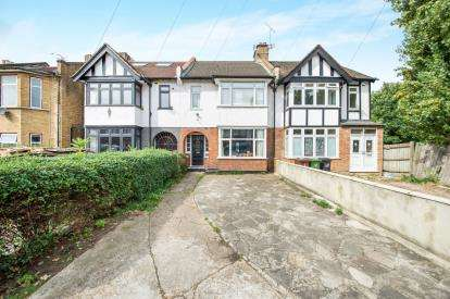 3 Bedrooms Terraced House for sale in Leytonstone, Waltham Forest, London