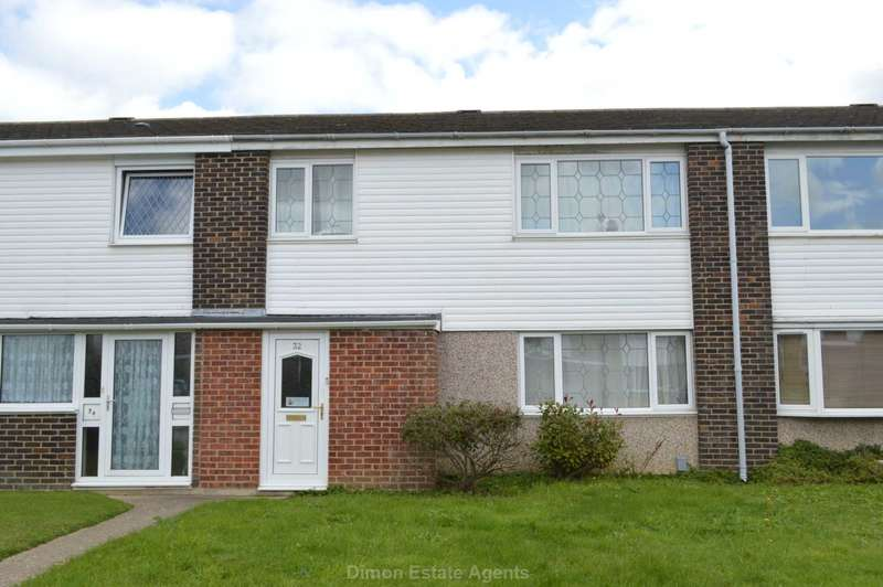 3 Bedrooms Terraced House for sale in Northway, Bridgemary