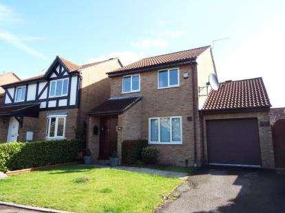 3 Bedrooms Detached House for sale in Ottrells Mead, Bradley Stoke, Bristol