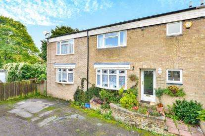4 Bedrooms Semi Detached House for sale in Cottesloe Court, Galley Hill, Milton Keynes, Bucks