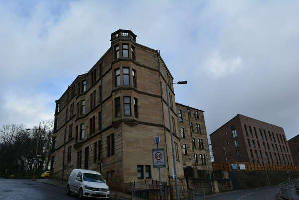 1 Bedroom Flat for sale in 0/2, 208 Firhill Road, Glasgow, G20 7SG