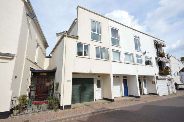 2 Bedrooms End Of Terrace House for sale in Somerset Place, Teignmouth, Devon