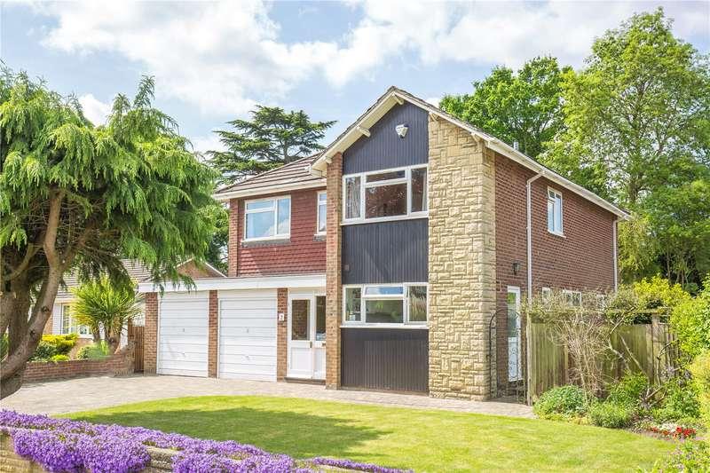 4 Bedrooms Detached House for sale in Field End, Arkley, Hertfordshire, EN5