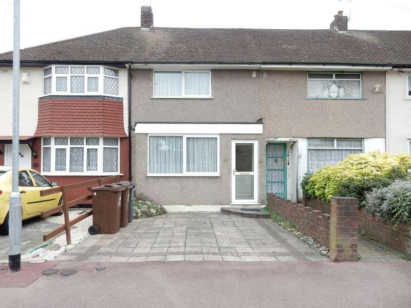 2 Bedrooms Terraced House for sale in Bosworth Road, Dagenham, Essex, RM10 7NU