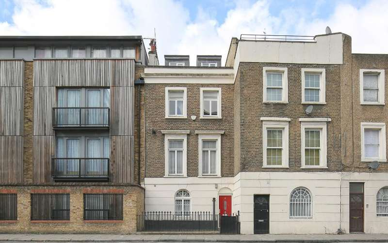 4 Bedrooms Terraced House for sale in Benwell Road, Islington, London, N7 7BW