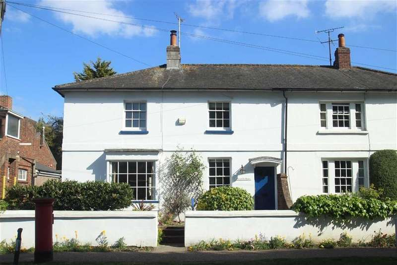 3 Bedrooms Semi Detached House for sale in The Square, Angmering, West Sussex