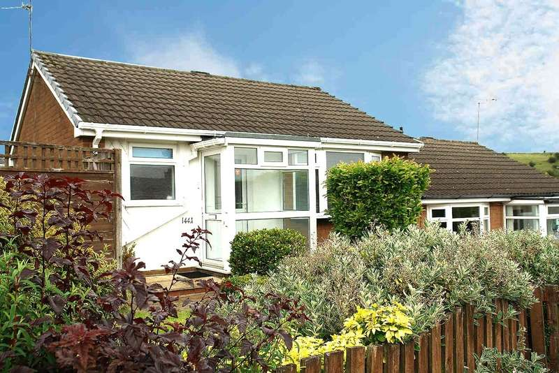 1 Bedroom Semi Detached Bungalow for sale in 144a Trent Road, Shaw