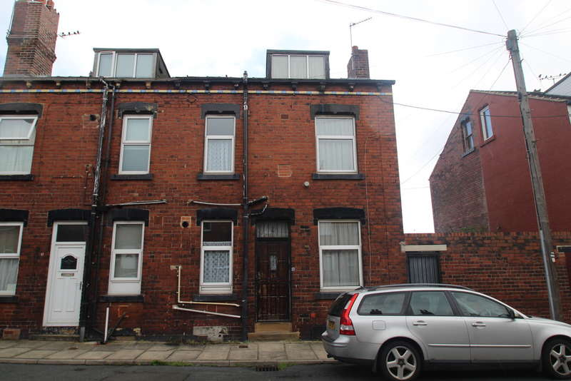 2 Bedrooms End Of Terrace House for sale in Congress Street, Armley