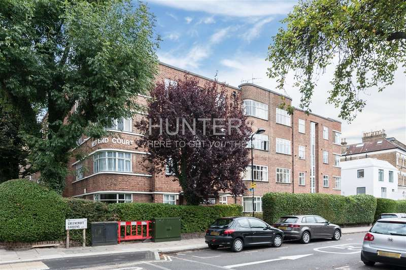 2 Bedrooms Flat for sale in Priory Road, London, NW6 3NU