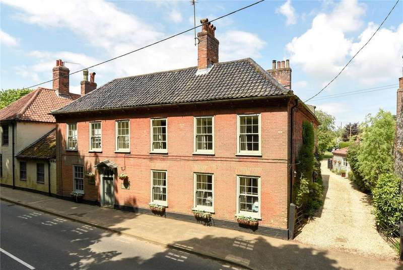 6 Bedrooms Detached House for sale in Chequers Street, Docking, King's Lynn, Norfolk