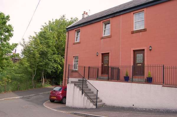 4 Bedrooms Semi-detached Villa House for sale in 2 Kemp Court, Mauchline, KA5 6EW