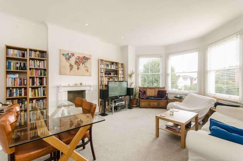 3 Bedrooms Flat for sale in Cranhurst Road, Willesden Green, NW2