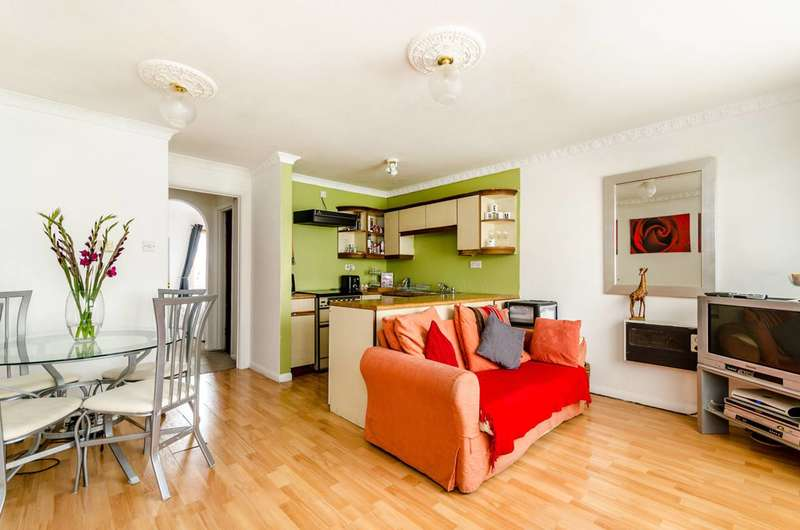 1 Bedroom Maisonette Flat for sale in William Booth Road, Anerley, SE20