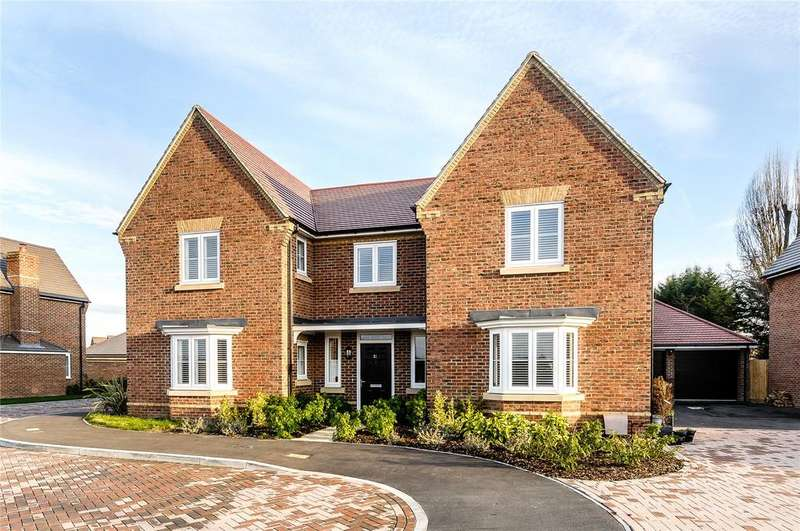 5 Bedrooms Detached House for sale in Fuller Way, Steventon, Abingdon, Oxfordshire
