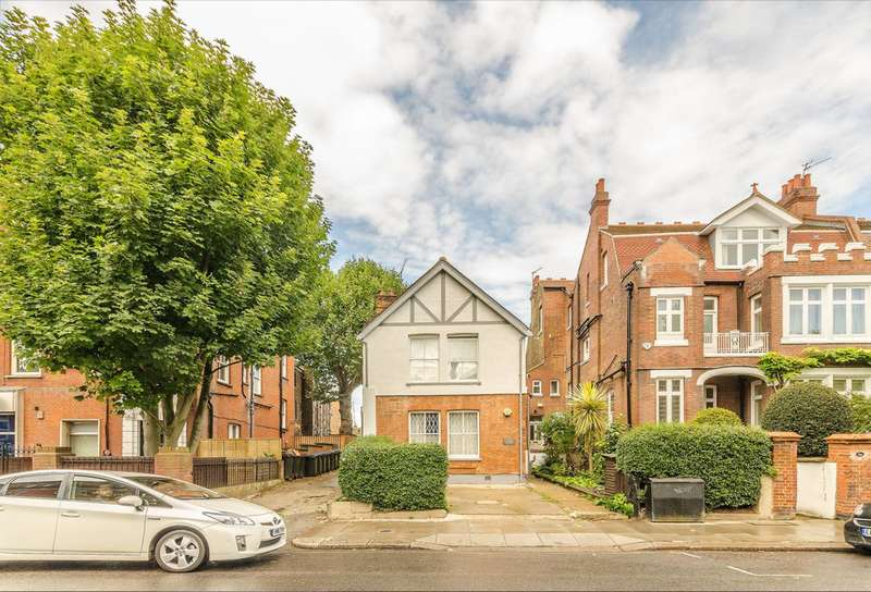 3 Bedrooms Flat for sale in Fawley Road, West Hampstead, NW6