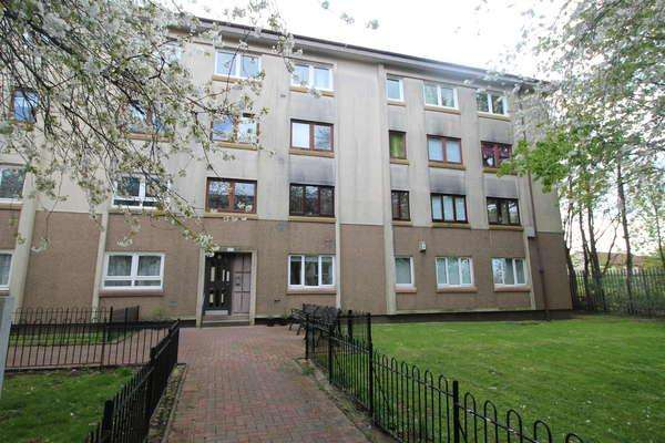 2 Bedrooms Flat for sale in 0/1, 109 Keal Avenue, Glasgow, G15 6PB