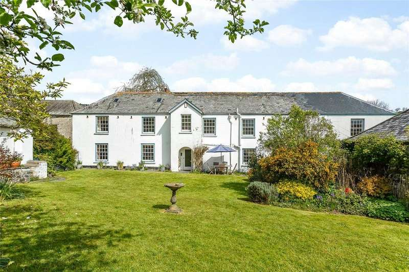 6 Bedrooms Detached House for sale in Goodleigh, Barnstaple, Devon