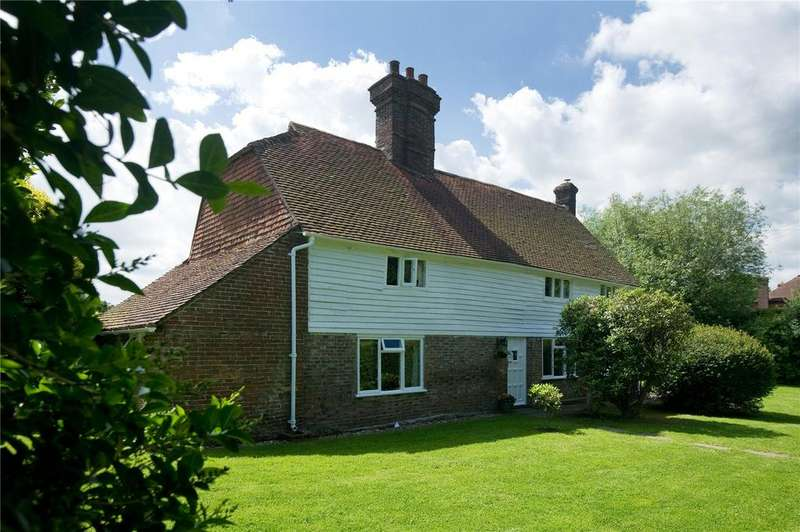 6 Bedrooms Detached House for sale in Piltdown, Uckfield, East Sussex