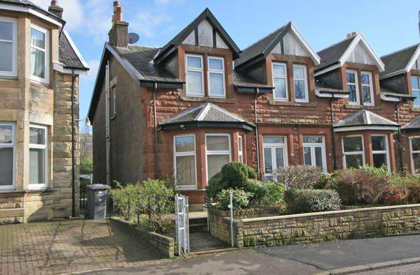4 Bedrooms End Of Terrace House for sale in 82 Brisbane Road, Largs, KA30 8NN