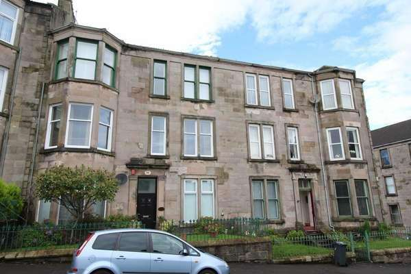 3 Bedrooms Flat for sale in 17D Wellington Street, Greenock, PA15 4NH