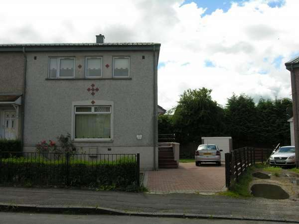 3 Bedrooms Semi-detached Villa House for sale in 43 St. Catherines Crescent, Shotts, ML7 4JG