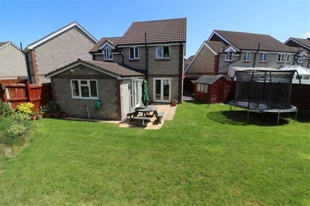 5 Bedrooms Detached House for sale in Bullmead Close, Street