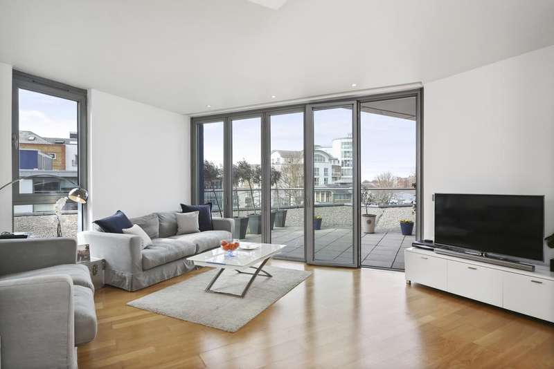 1 Bedroom Flat for sale in Eastfields Avenue, SW18
