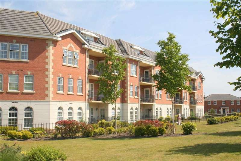 2 Bedrooms Apartment Flat for sale in Madison Heights, Coopers Row, Lytham St Annes