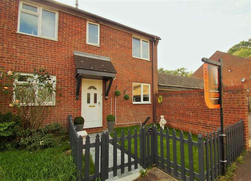 2 Bedrooms End Of Terrace House for sale in Cleveland Close, Highwoods, Colchester
