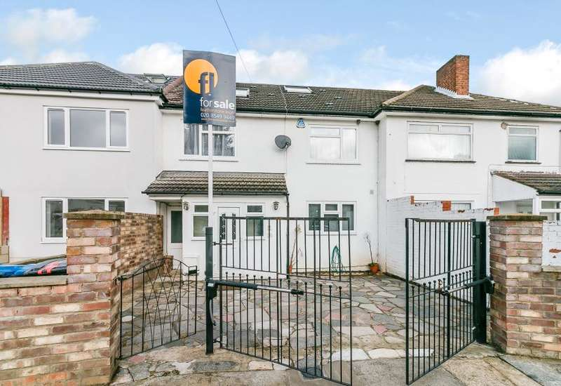 4 Bedrooms Terraced House for sale in Windermere Road, Kingston Vale, SW15