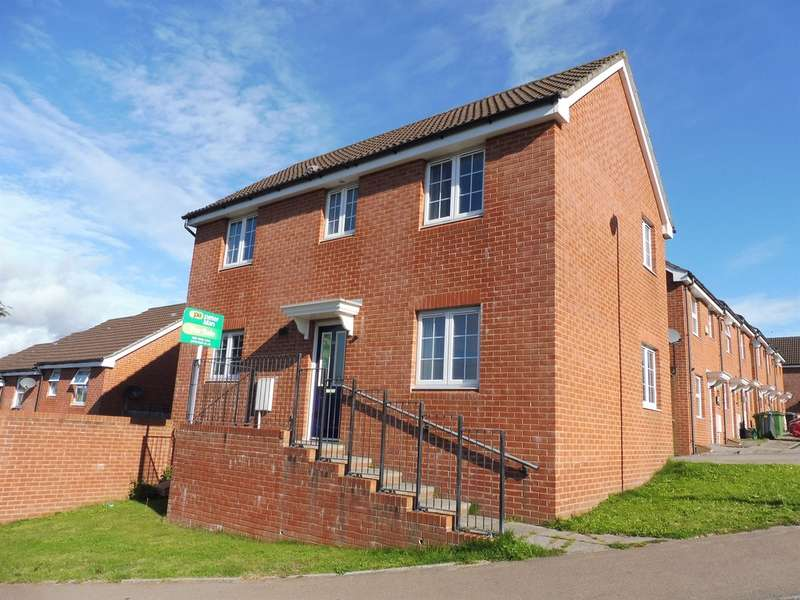 3 Bedrooms Detached House for sale in Brynheulog, Pentwyn, Cardiff