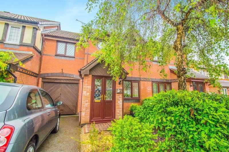 3 Bedrooms Terraced House for sale in Llwyn Onn, Tyla Garw, Pontyclun