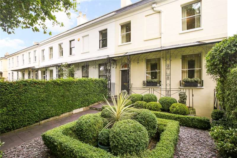 4 Bedrooms Terraced House for sale in Prestbury Road, Cheltenham, Gloucestershire, GL52