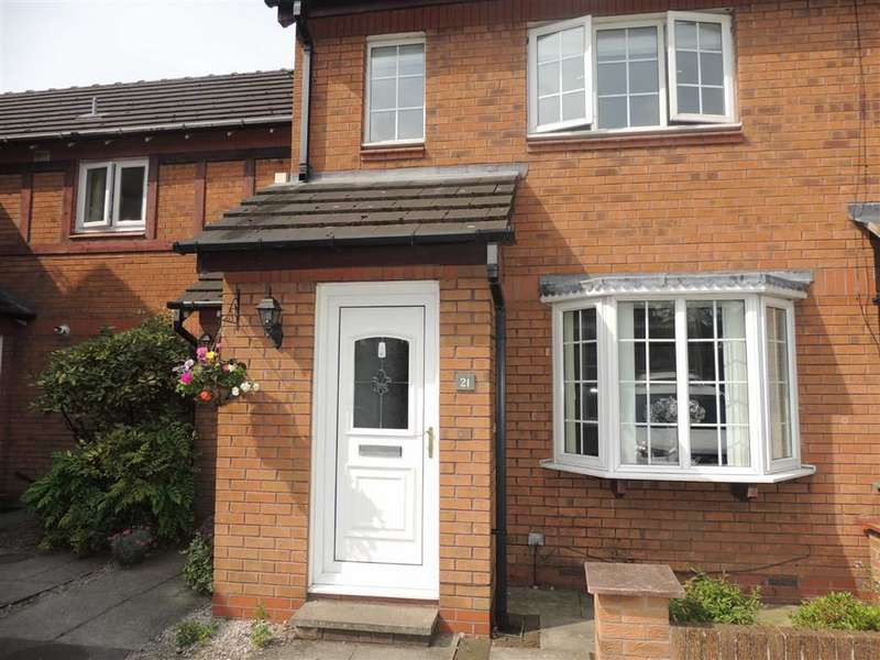 2 Bedrooms Terraced House for sale in Southfield Close, Dukinfield