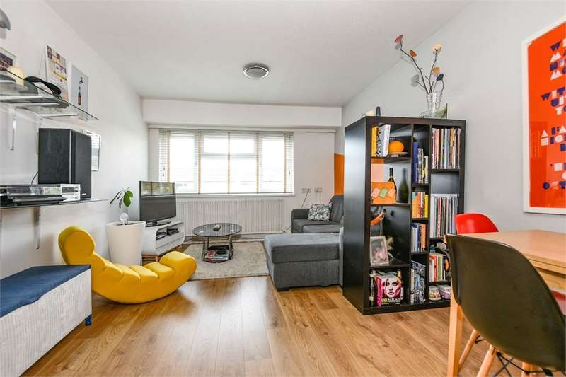 1 Bedroom Flat for sale in Hazel Way, Bermondsey, SE1