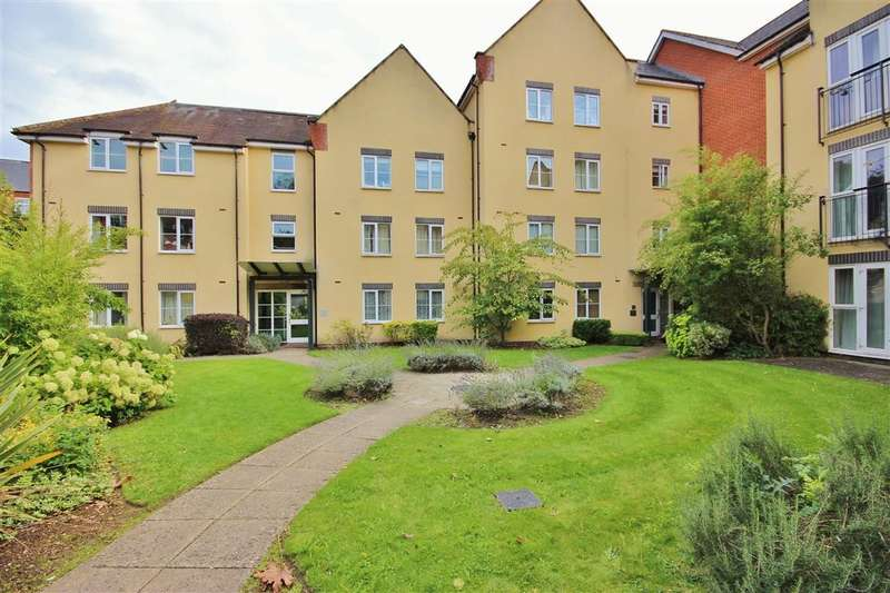 2 Bedrooms Apartment Flat for sale in Squires House, Smiths Wharf, Wantage, OX12
