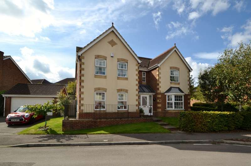 5 Bedrooms Detached House for sale in Harnham