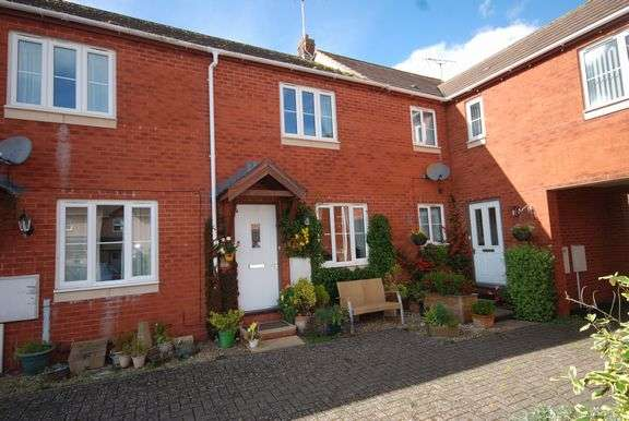2 Bedrooms Terraced House for sale in Jubilee Gardens, Sidmouth